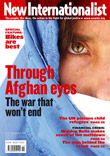 Cover of New Internationalist magazine - November 2008 - Issue 417