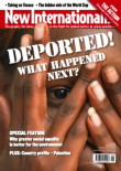New Internationalist issue 433 magazine cover