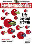 Cover of the Life beyond growth - issue 434 of New Internationalist