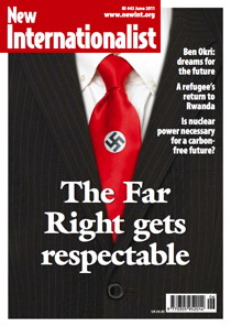 New Internationalist issue 443 magazine cover