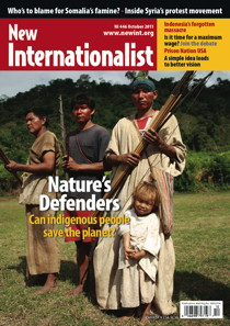 North American magazine cover