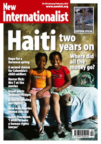 Haiti magazine issue