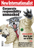 Cover for Corporate Responsibility Unmasked