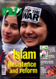 New Internationalist issue 345 magazine cover