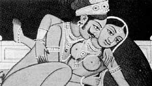 Written in India around 300 AD, the Karma Sutra is a sacred as well as erotic text, offering advice on harmony and cosmic order as well as on satisfying sex.