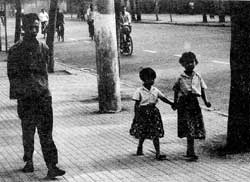 An emotionally undernourished parent finds it hard to respond to his children.