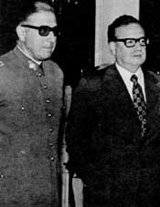 Augusto Pinochet served as one of President Salvador Allende's most loyal generals - until he was ready to make his move in September 1973.