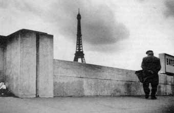 When it was built in the 19th century, the Eiffel Tower represented the glorious technological future or the bleak ascendancy of the industrial age, depending on your view.