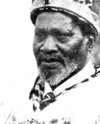 Bearded Kenyatta is no example.