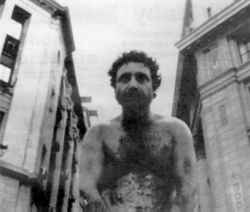 The naked and the disappeared: Tito Haas, hero of Secret Wedding.