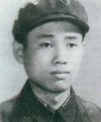 A teenage Wang after Maoist correction for early 'errors'.