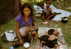 Bhutanese refugees in the Maidhar camp, Nepal -- hopeless days ahead