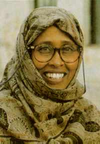 Women like Fatima Jibrell tackle the consequences in war-torn Somalia.