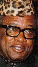 Mobutu escapes again
