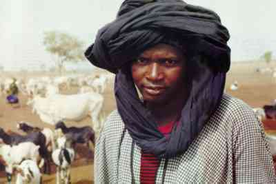 FulBe herder: 'Does a field have legs to walk when it gets thirsty?'