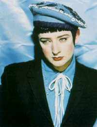 Boy George: Cheapness and Beauty.