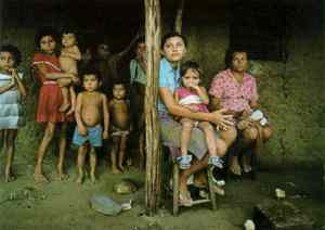 Large families are common in the poorest region of Brazil, the north-east. The Pope has done all he can to suppress support in the Brazilian Church for liberation theology and social justice.