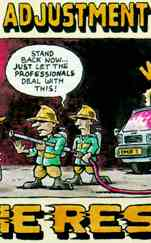 Structural adjustment firefighters to the rescue!!
