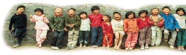 No holds barred - in China disabled foetuses now have to be aborted.