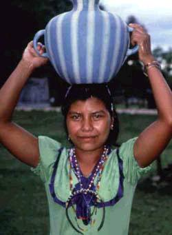 Heavy load: women in Chiapas are standing up to the military.