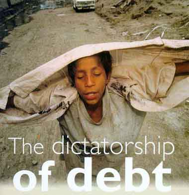 The dictatorship of DEBT : a fugitive from Hurricane Mitch and structural adjustment in Nicaragua
