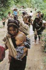 Burmese refugees find no sympathy from Premier Oil.