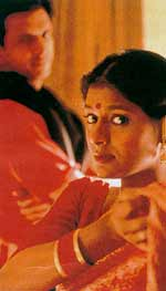 Causing quite a stir: Deepa Mehta's Fire (pictured) and Earth (below).