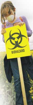Protesting genetically modified crops in Britain: a challenge to the genetic common.