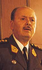 General Juan Velasco - an unusual coup