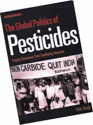 The Global Politics of Pesticides by Peter Hough