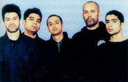 Asian Dub Foundation: powerful mix of tradition and tension.