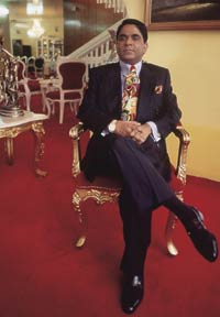 A tale of two Dhakas. Prince Musa is one of Bangladesh's wealthiest men (the 'Prince' shows affectation rather than royal blood). He bathes in rosewater and wears diamond-encrusted shoes.