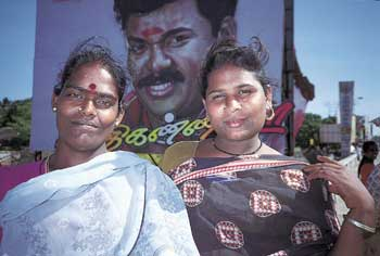 Transvestites in Madras: homophobia continues to stymie aids prevention work in India.