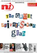 The great privati$ation grab