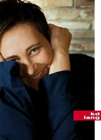 kd lang's Hymns of the 49th Parallel