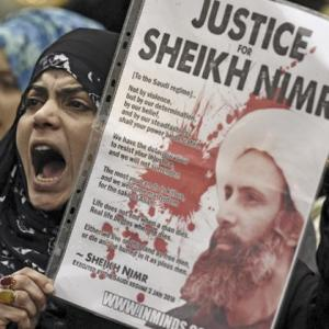 Justice for Sheikh al-Nimr and his family: our interview with Mohammed al-Nimr