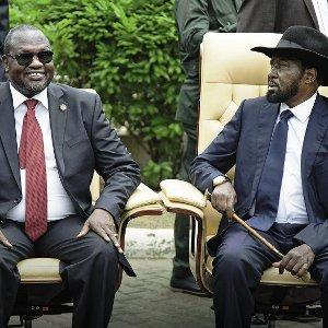 South Sudan power