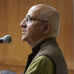 Harsh Mander, India caravan of peace