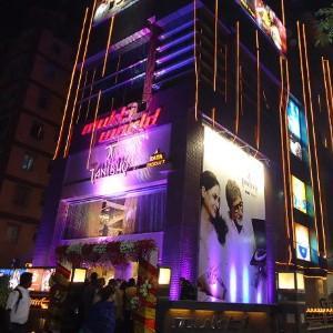 A Kolkata Street. Kolkatan, CC-BY-SA3.0