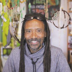 Ras Gareth Prince, the Rastafarian lawyer fighting for Cannabis legalization – cannabis freedom – in South Africa.
