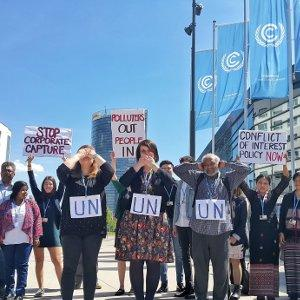 COP23 in Bonn: Kick Big Polluters Out