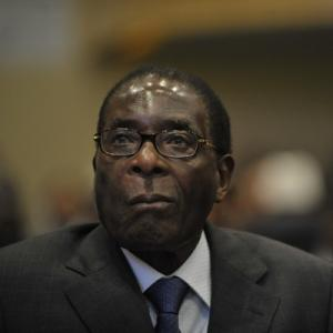 Robert Mugabe, president of Zimbabwe, attends the 12th African Union Summit Feb. 2, 2009 in Addis Ababa, Ethiopia. Mugabe Legacy