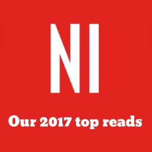 New Internationalists's 2017 top reads