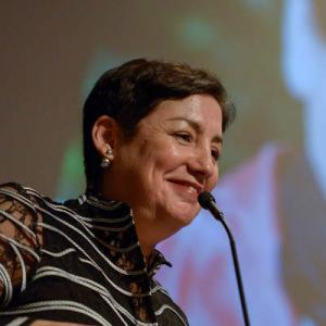Chile elections: Beatriz Sanchez, leader of the insurgent leftwing coalition, Broad Front.