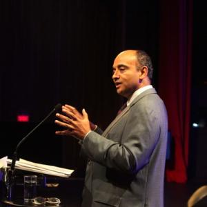Prof Kwame Anthony Appiah interview: Prof Appiah speaking in Sao Paulo in 2000. Fronteiras de Pensamento