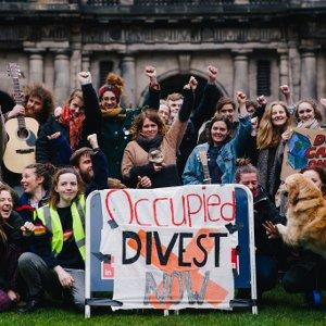 Edinburgh university fossil fuel divestment