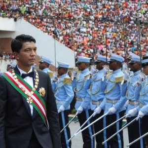Deputy Minister Luwellyn Landers attends inauguration of Madagascar President Andry Rajoelina,  19 January 2019 byGovernmentZAis licensed underCC BY-ND 2.0