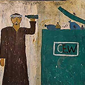 Cairo's garbage problems are often solved by the Zabaleen community