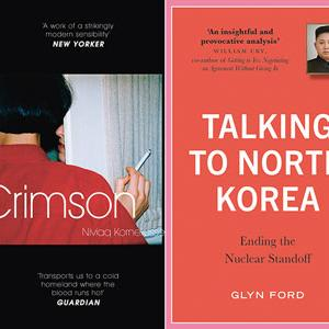 A Massacre in Mexico by Anabel Hernández Talking to North Korea by Glyn Ford Russia Without Putin by Tony Wood Crimson by Niviaq Korneliussen, translated by Anna Halagar