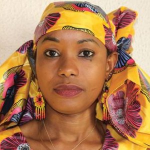 Hindou Oumarou Ibrahim is an environmental activist